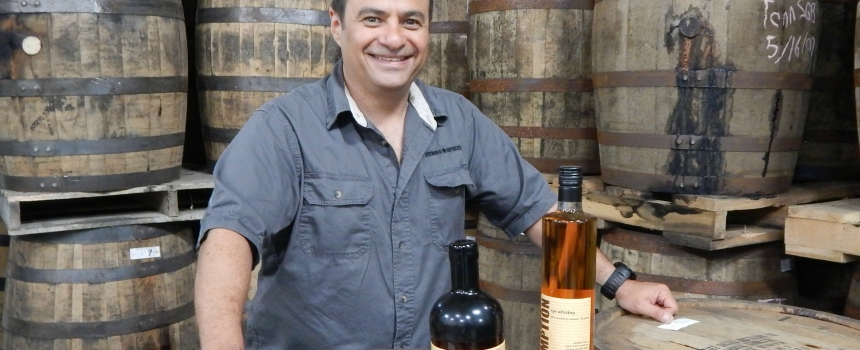 Manhattan Native Builds His Own Niche in Whiskey Industry